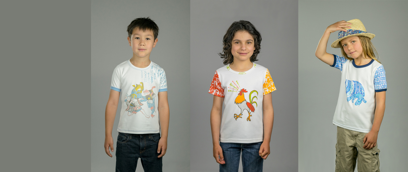 Kids t-shirts by OneTribe